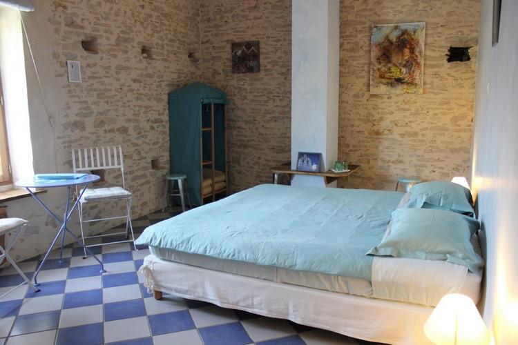 Chambre double en maison d 39 htes cologique proche bourgoin - Temperature dans une chambre ...