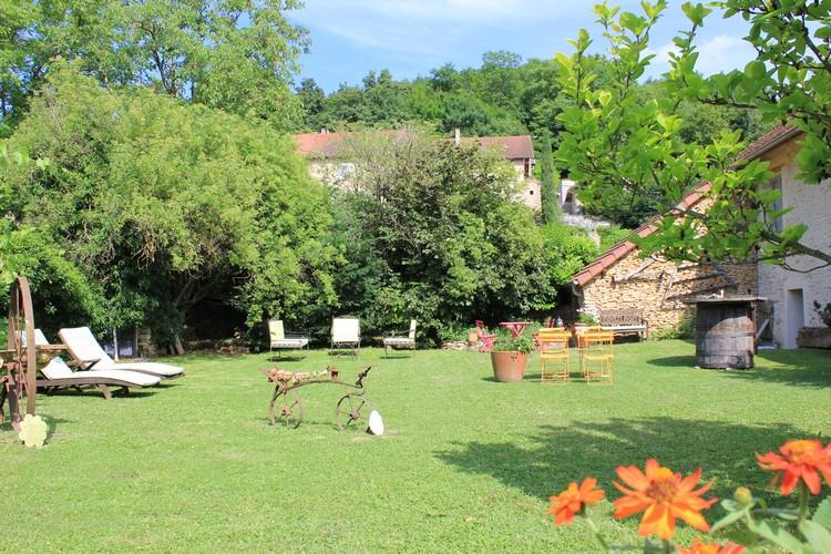 Gite En Maison D Hotes Ecologique Avec Joli Jardin Nature Clos De